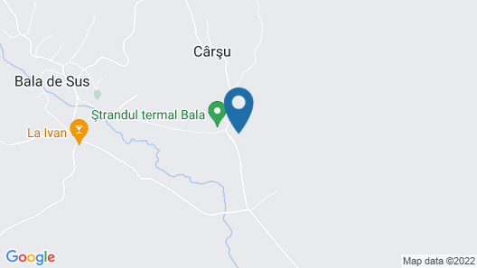 Hotel Ceres Map