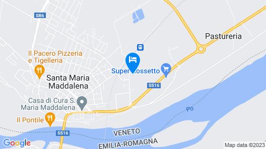 Villa Pepoli Map