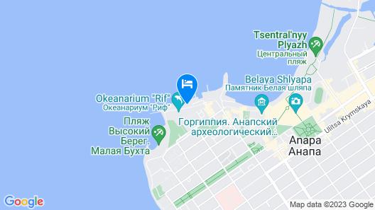Zolotaya Buhta Map