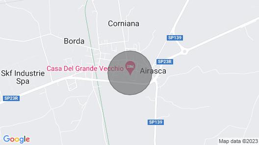 GENTIAN ROOM. Map