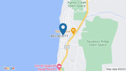 Nelscott Manor Map