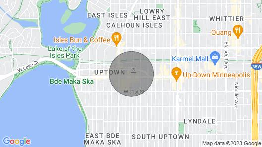 Sonder - Lake Suites Map