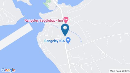 Rangeley Lake Resort a Ramada by Wyndham Map