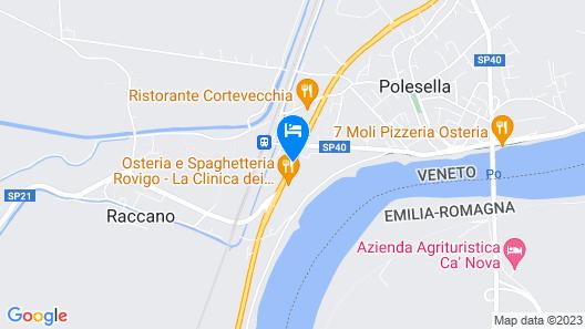 Hotel Enjoy Map
