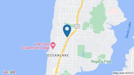 Coastal Inn by OYO Lincoln City - Oregon Coast Hwy Map