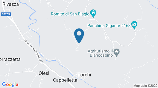 Prime Alture Wine Resort Map