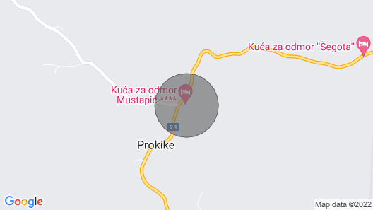 3 Bedroom Accommodation in Prokike Map