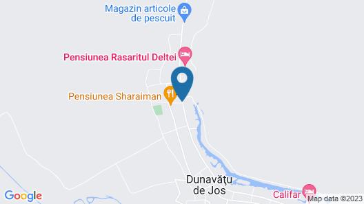 Vila Egreta Alba Map