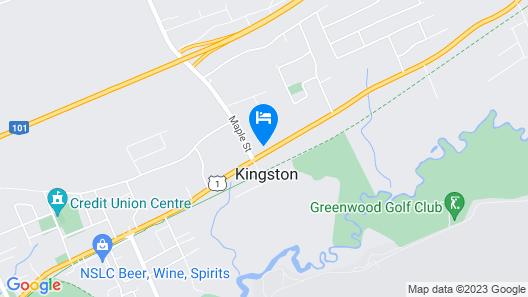 Aurora Inn Map