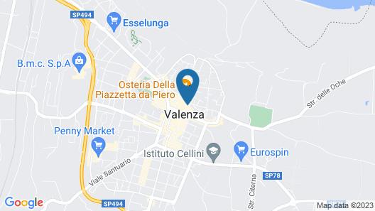 Hermoso Housing HH Valenza Map