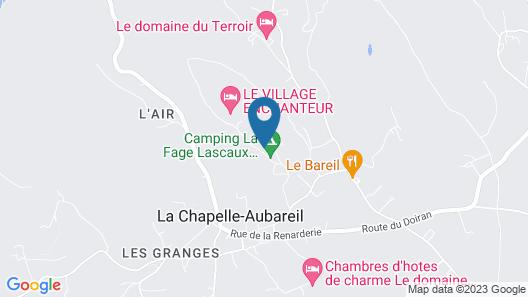 SAS Floramy Le Village Enchanteur Map