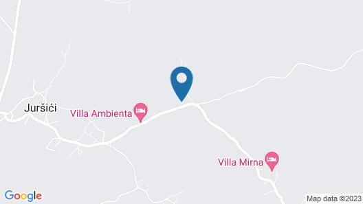 Villa Monaco Map