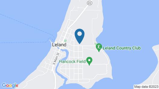 Leland Lodge Map