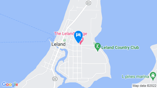 Leland Lodge Map
