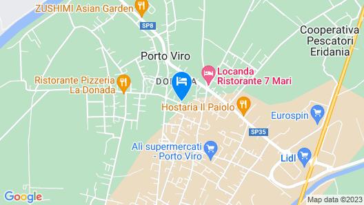 Pizzeria Boomerang Locanda Map