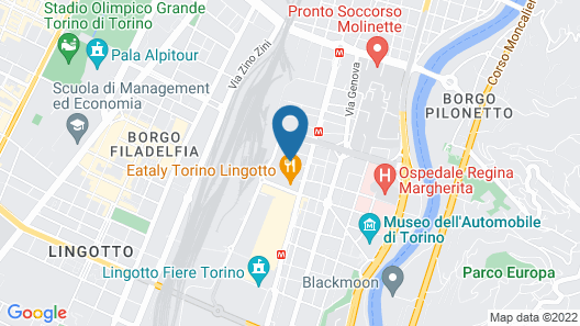 AC Hotel Torino by Marriott Map