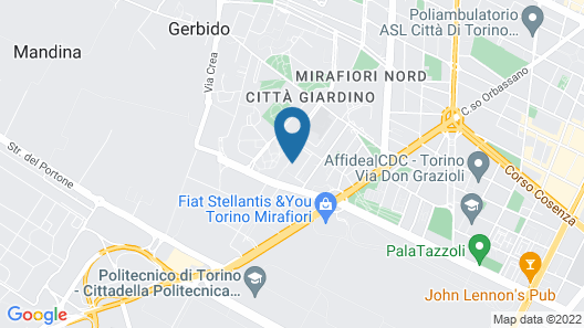 Induno  Map