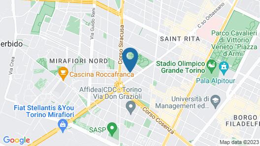 Corso Orbassano House Map