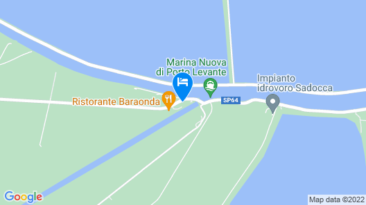 Borgo del Nibbio Map