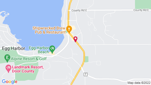 The Landing Resort Map