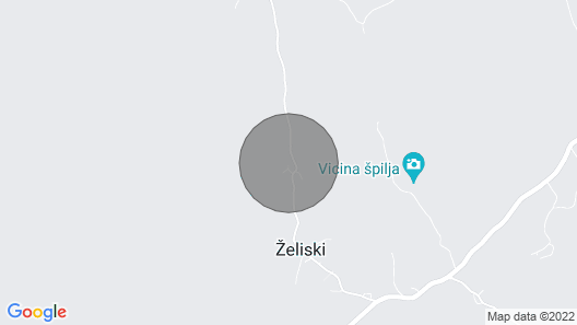 1 Bedroom Accommodation in Celici Map