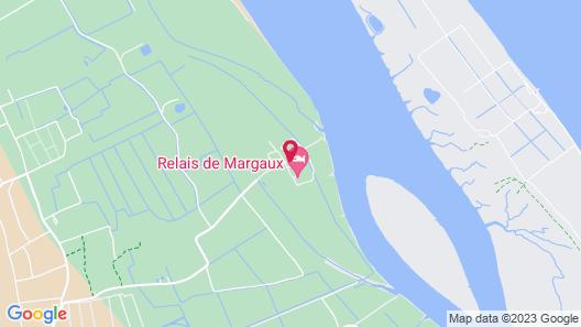 Hotel Relais De Margaux Golf & Spa Map