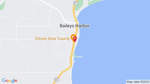 Beachfront Inn Map