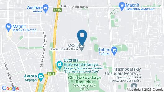 Villa Italy Map