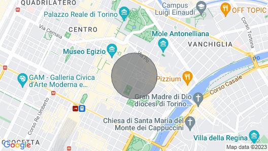 Palazzo Coardi di Carpeneto - Piazza Carlina Map