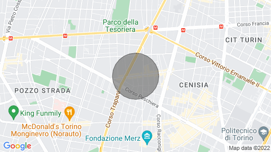 Casa Bumbunin - Near the Center and the Polytechnic - 2 Bedrooms Map