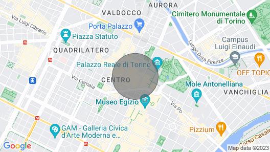 Palatine Door Stylish Loft x4 Map
