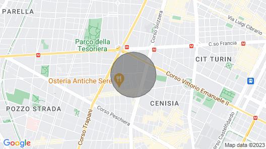 New! Cenisia Modern & Spacious Apartment x4 Map