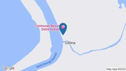Cormoran Resort Map