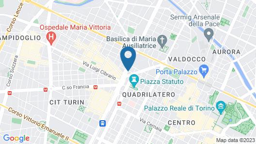 Mono Verde Map
