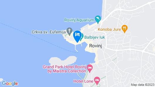 Villa Tuttorotto Map