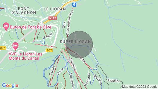 Duplex n°16 PDR Map