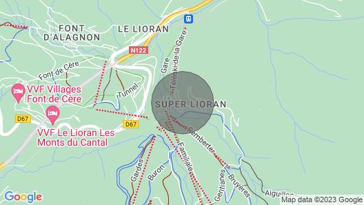 Chalet Duplex 3 CH Pied DE Piste , Centre Station, Parking , Wifi Map
