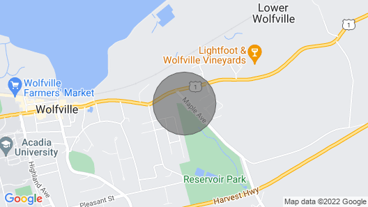 Trendy Semi-detached House Close to All Amenities Map