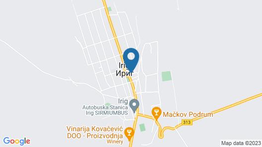 Rooms Milin Lagum Map