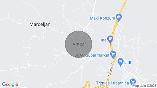Haus Viola Map