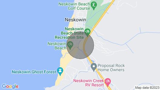 Neskowin Resort #114 Map