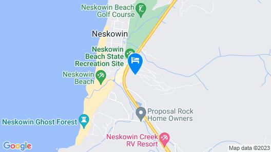 Wave Haven 3 Bedroom Home Map