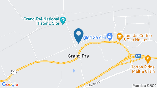 Rayski Guest House Map