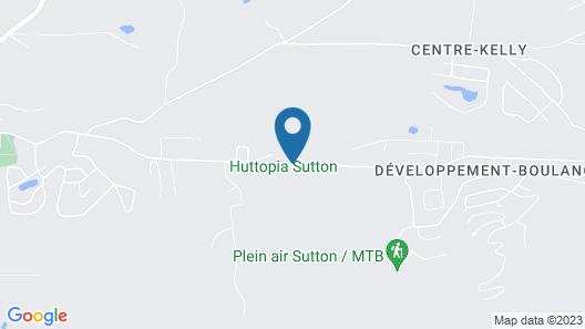Hotel Horizon Map