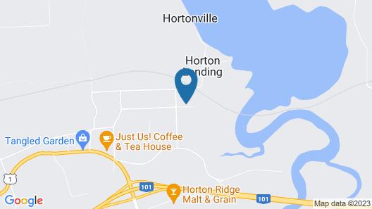 Acacia Villa Vacation Home Map