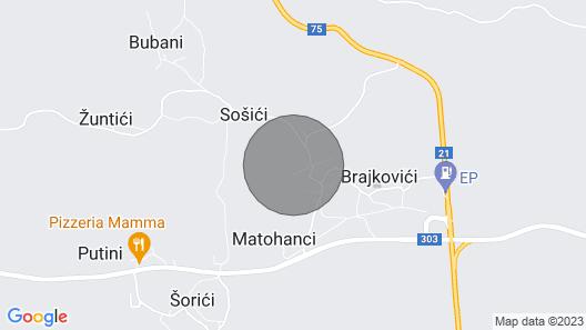 Apartment Viliam in Rovinj - 3 Persons, 1 Bedrooms Map