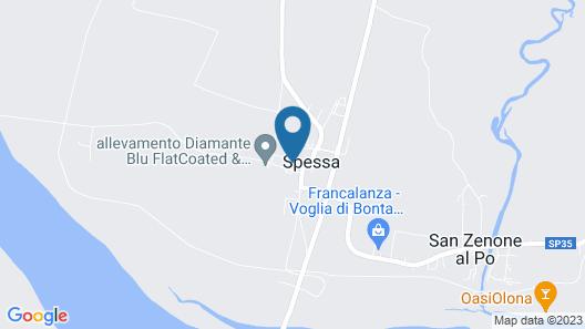 Ostello Artemista - Ass. Ostelli Lombardia Map