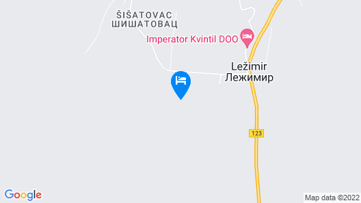 Holiday Home Karalic Map