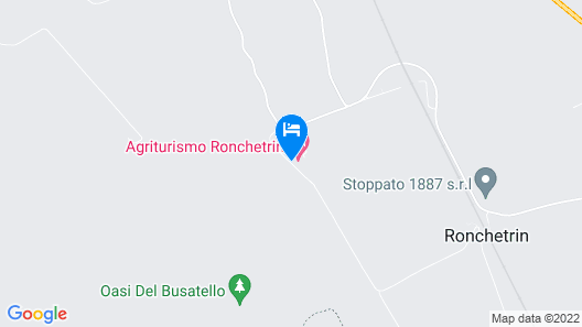Agriturismo Ronchetrin Map