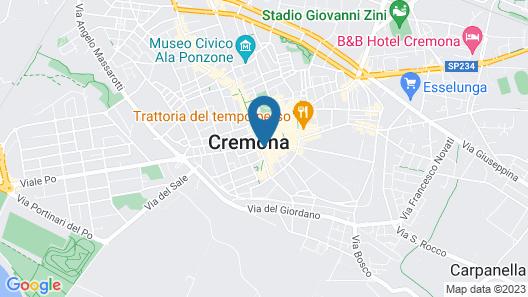 Hotel Impero Map